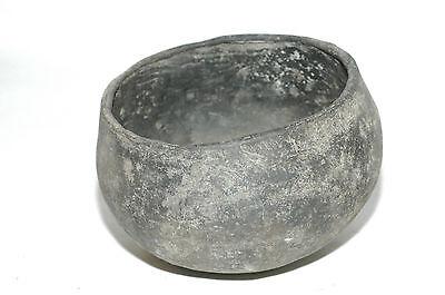 Pre-Historic Hohokam Plainware pottery Bowl 800-1400 AD Buckeye AZ NAA-168 4