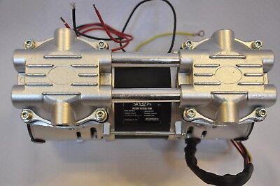 Dry Run Twin Piston Oil-less Vacuum Pump/O2 Concentrator Compressor Replacement 5