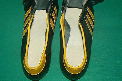 ADIDAS BRAZIL ANCIENNES chaussures de football VINTAGE années 70 !!! NEUVES 44