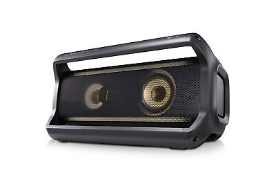 LG PK7 - XBOOM Water/Weather Resistant(IPX5) Portable Speaker (Original Acc Inc) 3