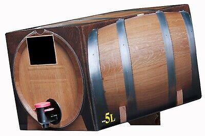 Pfälzer Regent Rotwein trocken 4x 5l Bag in Box vom Winzer 4