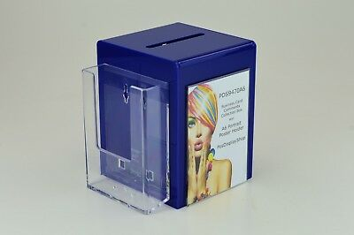 Business Card Collection / Comment  / Ballot / Suggestion Box A6 Size PDS9470A6 5