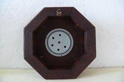 VINTAGE Higrómetro (Medidor de humedad) EN MADERA