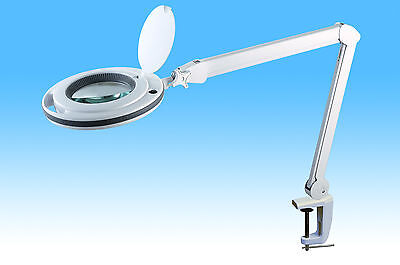 AUBYTEC® HighEnd LED Lupenlampe für hohe Ansprüche variabler Weißton+dimmbar 2