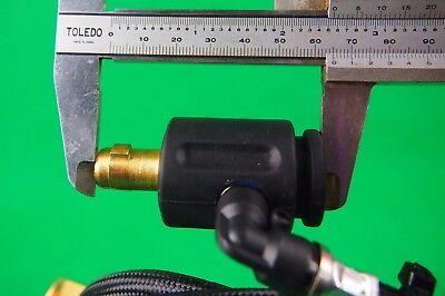 TIG torch adaptor 35/50mm Dinse TIG torch connector NORTH DT5058 Tig Adaptor 6