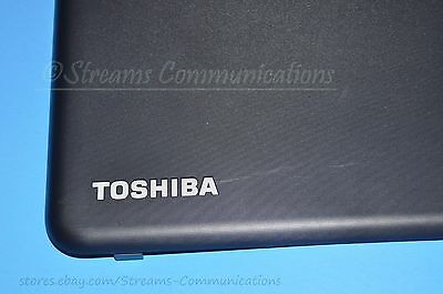 Rear Lid TOSHIBA Satellite C55-A5182 Laptop LCD Screen Back Cover