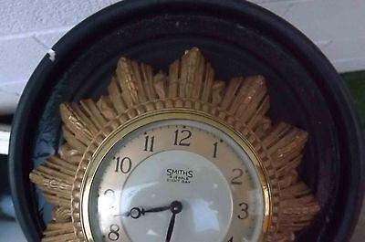 starburst smith's 8 day clock