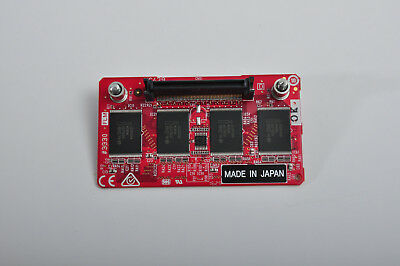 Yamaha Flash FL 1024M für Keyboards Tyros 5 Tyros 4  Motif XF Moxf Speicher 1GB 2