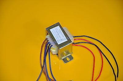 110//220V en 150V-0-150V 6.5VAC 25 W Transformateur Pour Préampli