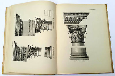 "1939 Charles Cameron Architect ""TERMS of ROMANS"" Illustrated Book Russian Edit. 9"