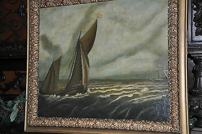early 20th century Seascape 3