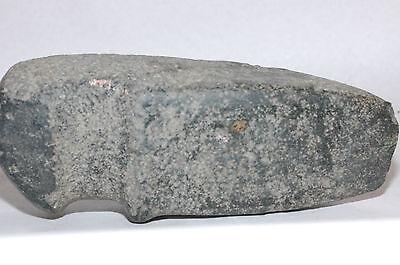 Pre-Historic Hohokam Large Granite Axe Celt Head NAA-197 3