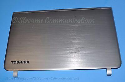 "TOSHIBA Satellite S55T-B Series S55T-B5273NR 15.6/"" LCD Back Cover Lid w// Webcam"