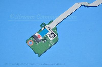 TOSHIBA Satellite C55D-B C55D-B5310 Laptop Power Button Board w// Ribbon Cable