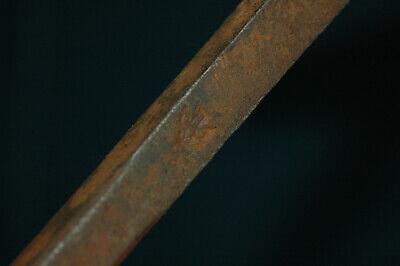 großere antiker Handbohrer - geschmiedet - punziert - ca.49cm - Bohrer 6