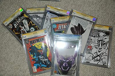 Comic book grab bag, CGC, Variants, Signed, Num 1's, Key issues, Sketch Covers 3
