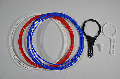 4 Stage Reverse Osmosis Filter RO Window Cleaning 150GPD / Aquarium Tropical 3
