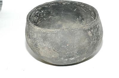 Pre-Historic Hohokam Plainware pottery Bowl 800-1400 AD Buckeye AZ NAA-168 3