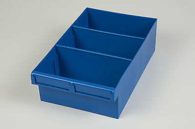 Fischer Plastic Products Storage Spare Parts Trays 200mm x 100mm x 300mm 1H-024