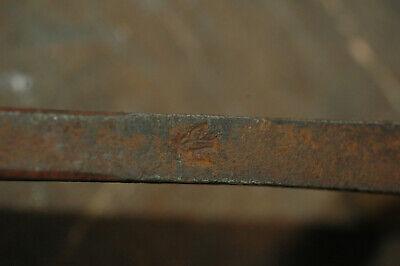 großere antiker Handbohrer - geschmiedet - punziert - ca.49cm - Bohrer 4