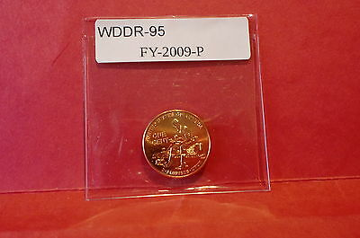 2009 P LINCOLN CENT FORMATIVE YRS Doubled Die Error WDDR 007
