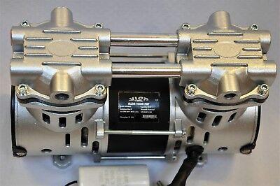 Dry Run Twin Piston Oil-less Vacuum Pump/O2 Concentrator Compressor Replacement 4
