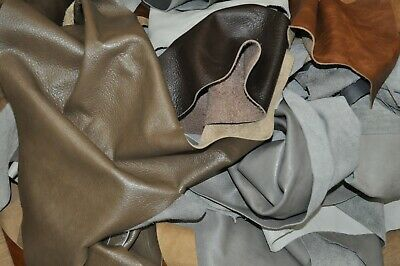 Pack of wild silk remnants in various colors.