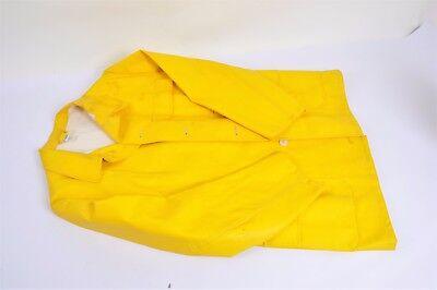 Alte original SAARBERG Arbeitsjacke für nasse Betriebspunkte - Gr. 50 unbenutzt