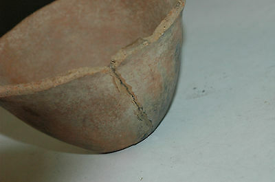 Ancient Holy land pottery Bowl 4