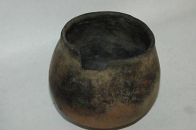 Pre-historic Anasazi plainware utilitarian Bowl Arizona 800-1400AD NAA 101 3