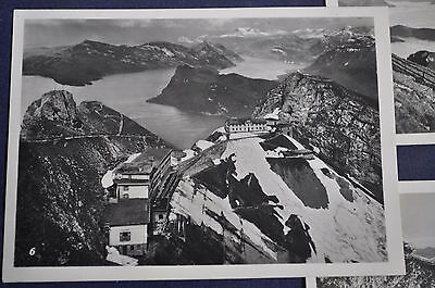 CA 1938 HOTEL Pilatus Kulm, Lucerne, Switzerland Photos - $6.95 ...