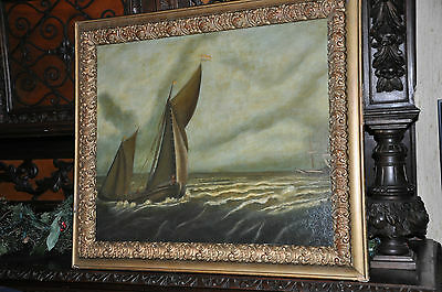 early 20th century Seascape 2