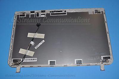 """TOSHIBA Satellite S55T-B Series 15.6/"""" LCD Back Cover Lid w// Webcam DTG33BLILC00"""