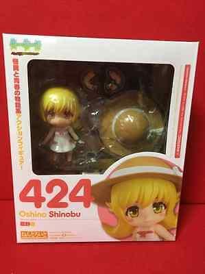 Nendoroid Bakemonogatari SHINOBU OSHINO Premium Item Box Figure Japan Anime USED