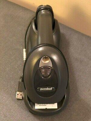 Zebra Symbol DS6878-SR20007WR Wireless Bluetooth Barcode Scanner USB With Cradle 4