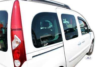 DRE27168 RENAULT KANGOO 4p 2008-prés Deflecteurs d'air Déflecteurs de vent 2pcs 7