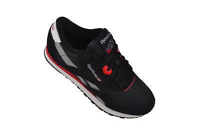 official photos 65255 afbf5 REEBOK CLASSIC CL Nylon black/coal/grey Sneaker/Schuhe schwarz