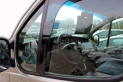 Deflettori aria per Renault Trafic 2 2001-2014 Furgone avanti9D
