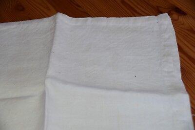 Altes kleines Leinen Baby Kissenbezug Kopfkissen 40 x 33 cm 6