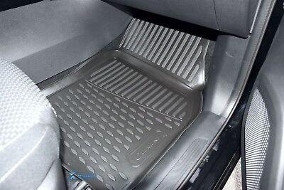 Kofferraumwanne SET für Renault Kadjar ab 2015 3D Design Gummimatten