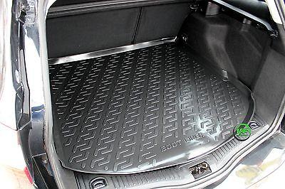 PREMIUM Antirutsch Gummi-Kofferraumwanne für Ford Mondeo Fließheck 6//2007-2014