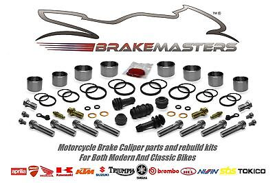 Benelli 1130 TRE-K 06-12 rear brake caliper piston /& seal repair rebuild kit set