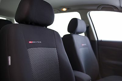 Sitzbezüge Sitzbezug Schonbezüge für Hyundai ix35 Vordersitze Elegance P1