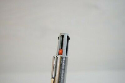 Vintage Collectible USSR ZENITH 6 Multi 4 Color Ball Point Roller Pen Mechanical 4