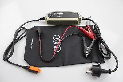 Original Audi Batterlieladegerät Batterieerhaltungsgerät 220 - 240 V Lafegerät B 2