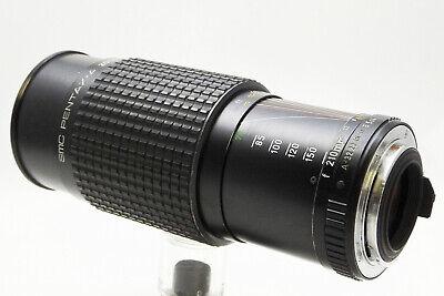 Objectif ZOOM -  SMC Pentax 70-210 mm 1:4 7