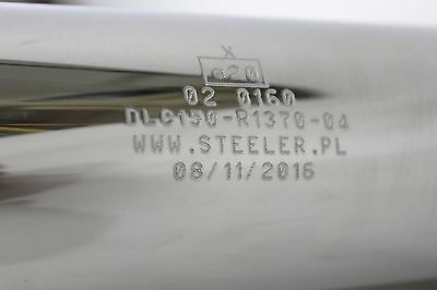 City Edelstahl Frontbügel Frontschutzbügel mit ABE für VW Crafter ab 2017
