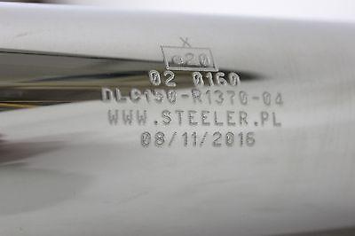 Edelstahl Frontbügel mit ABE für VW Amarok ab 2016 mit Grill in SCHWARZ