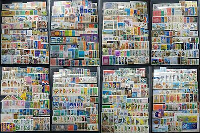 WORLDWIDE stamp collection MNH (30 countries)  + FULL SETS + ALL DIFFERENT +GIFT 3