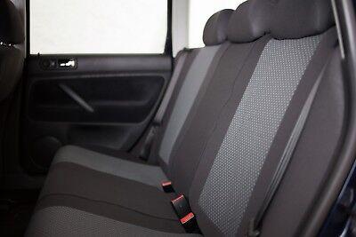 Sitzbezüge Sitzbezug Schonbezüge für VW Polo Komplettset Elegance P3